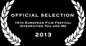 European Film Festival laurel black